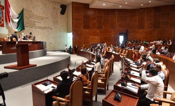 En un hecho histórico, Congreso de Oaxaca elimina fuero
