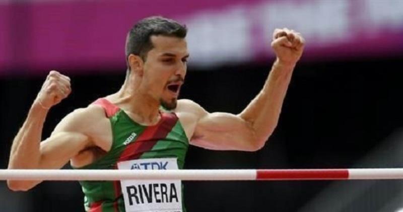 Edgar Rivera hace historia en el Mundial de Londres 2017