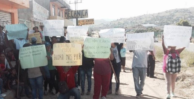 Policías detienen a presunto líder de la Vicente Guerrero