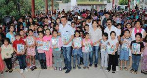 Reitera Diputado Samuel Gurrión Matías su respaldo a Agencias de la Capital del estado