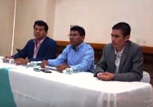 Acusa PAN que interess oscuros buscan desestabilizar en Ojitlán