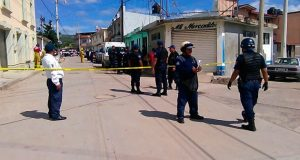 Dos lesionados por explosión de cohetes en Huajuapan