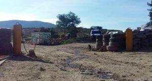 Bloquean acceso a basurero municipal de Oaxaca