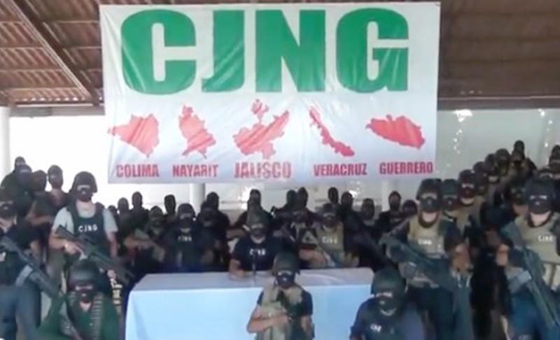 Cártel Jalisco Nueva Gene   ración reclutaba a sicarios por Facebook