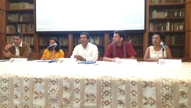 Lanzan en Oaxaca por primera vez el Premio Estatal de Periodismo y Derechos Humanos Vox