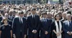 España rinde homenaje a víctimas de atentado
