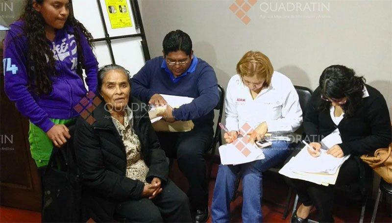 Gobierno de Oaxaca reunirá a 41 familias en Estados Unidos