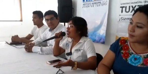 El INJUT convoca a Jóvenes a participar en actividades del Día Internacional de la Juventud
