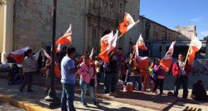 Campesinos de Lubizha Ocotlán y Ejutla piden apoyos a SAGARPA