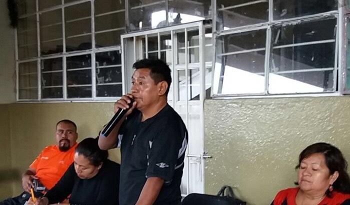 Denuncian falsificación de boletas en primaria de Oaxaca