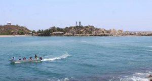 Hallan cuerpo de joven que cayó al mar en Oaxaca