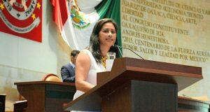Propone diputada Paola Gutiérrez equilibrio en pensión alimentaria a adultos mayores