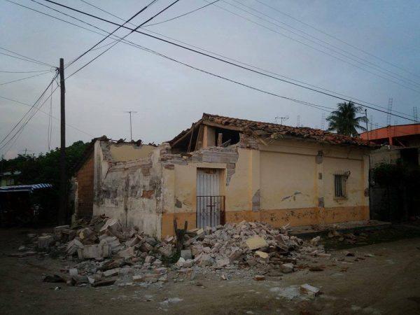 Asciende a 76 el número de víctimas fatales en Oaxaca por sismo