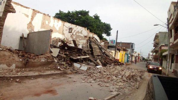Estima Sedatu daños en casas de 118 mil personas en Oaxaca y Chiapas