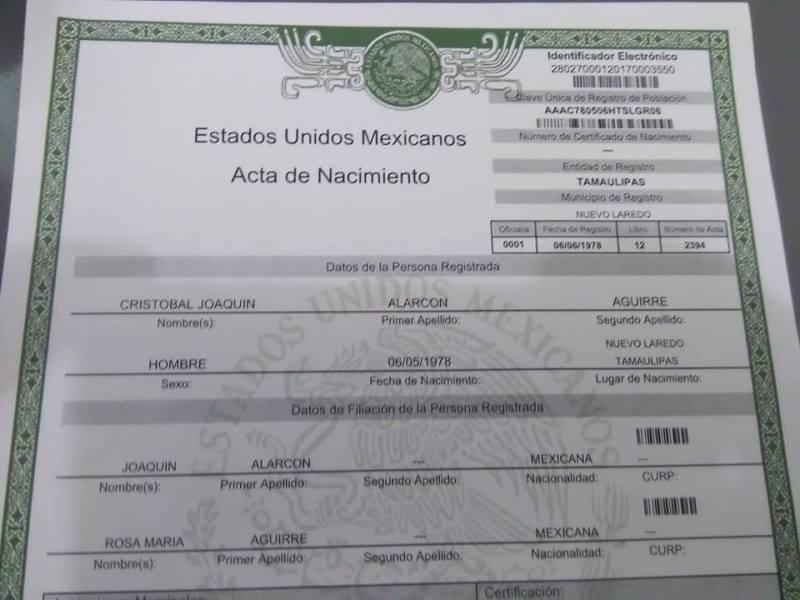 Registro Civil de Tuxtepec sin hojas para impresión de actas de ...