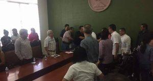 Denuncian comerciantes que ayuntamiento de Tuxtepec los amenaza para pagar impuestos