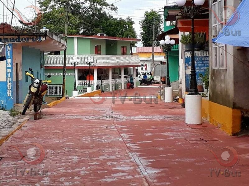Reconoce edil que obras mal hechas colapsaron calles de Jalapa de Díaz