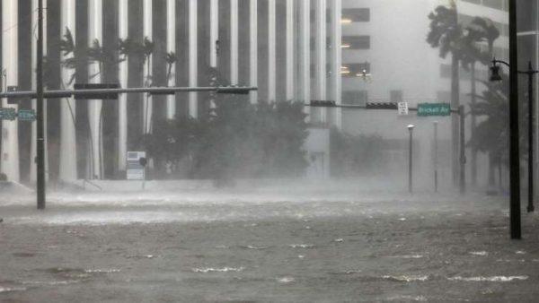 Trump declara el sur de Florida zona de desastre