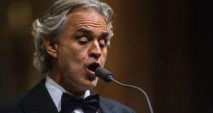 Andrea Bocelli, internado de urgencia con traumatismo de cráneo