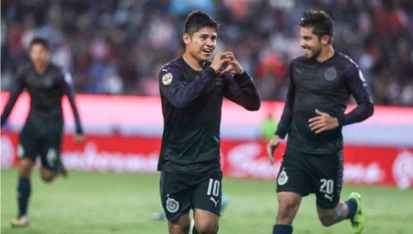 Chivas por fin gana en el Apertura-2017