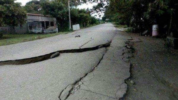 Reportan 155 afectaciones en la red carretera estatal