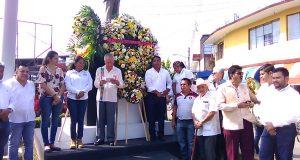 Ayuntamiento de Tuxtepec adelanta un día homenaje conmemorativo a inundación de 1944