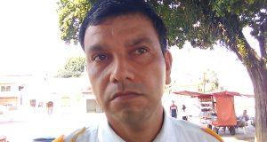 No soy usurpador, tengo nombramiento de delegación nacional: Delegado Cruz Ambar
