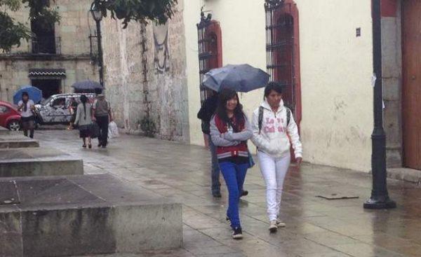 Se mantendrán las lluvias en Oaxaca: CEPCO