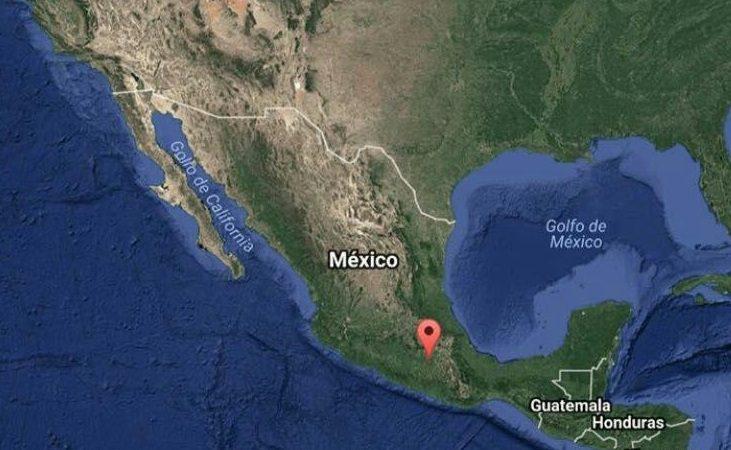 Reportan 2 sismos, en Oaxaca y Veracruz