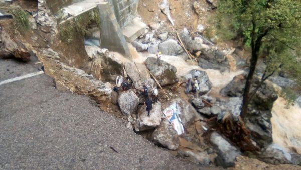 Suman 19 las personas fallecidas como consecuencia de las lluvias en la entidad