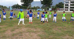 Todo listo; Dinamo Junior de Valle debutará en torneo de futbol de Tuxtepec