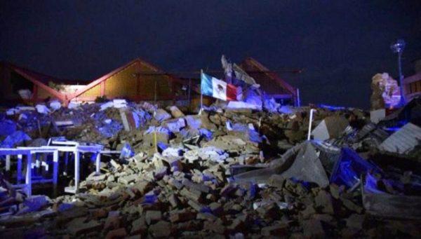 Asciende a 30 las personas fallecidas por sismo, confirma Peña