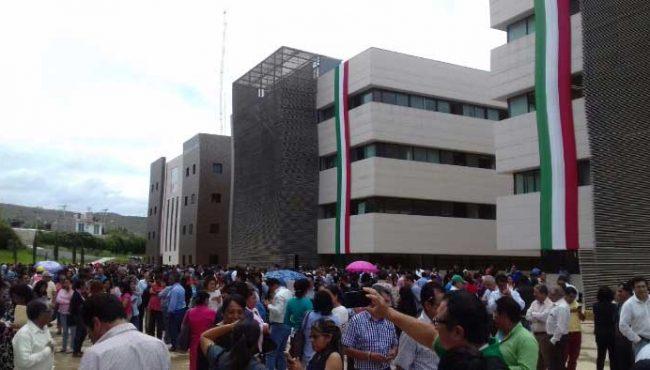 Sismo de 7.1 grados daña zonas de Oaxaca