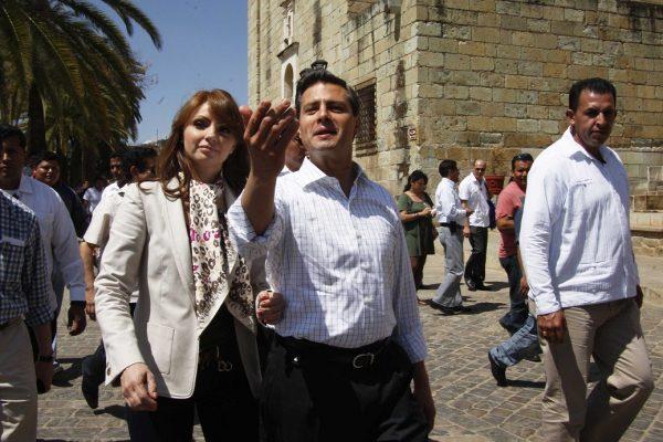 Estará Peña Nieto este jueves en Oaxaca