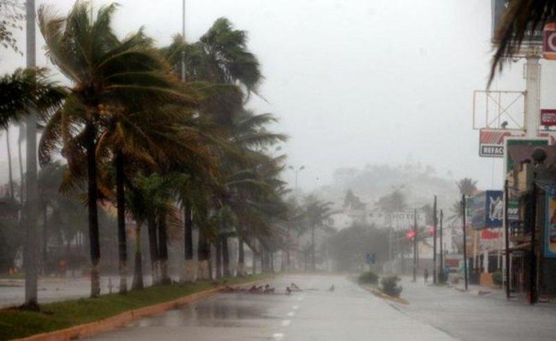 Se forma la Depresión Tropical 16-E en el Océano Pacífico