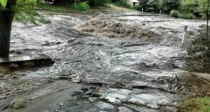 Se localiza a persona arrastrada por río Trapiche, en San Agustín Loxicha