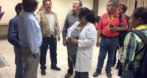 Sector Salud mantiene vigilancia epidemiológica después del sismo en la Mixteca
