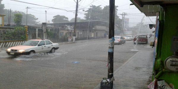 Hasta el momento sin afectaciones por lluvia en Tuxtepec