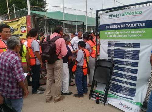 Cierran ferretera en Tehuantepec por subir costos de materiales para reconstrucción