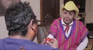 'Chuponcito' se deja ver sin maquillaje