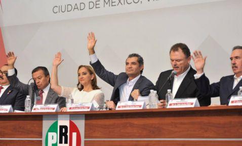 Candidato presidencial del PRI se elegirá mediante Convención de Delegados