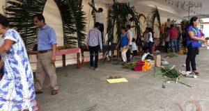 No habrá muestra de altares en Tuxtepec, utilizaron recursos para el Istmo