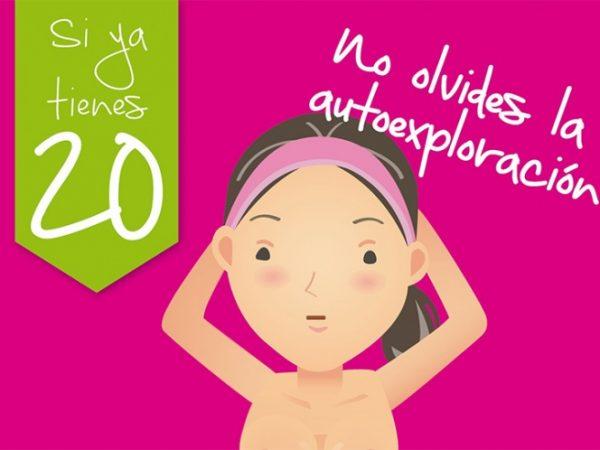 Cáncer de mama, primera causa de muerte entre mexicanas