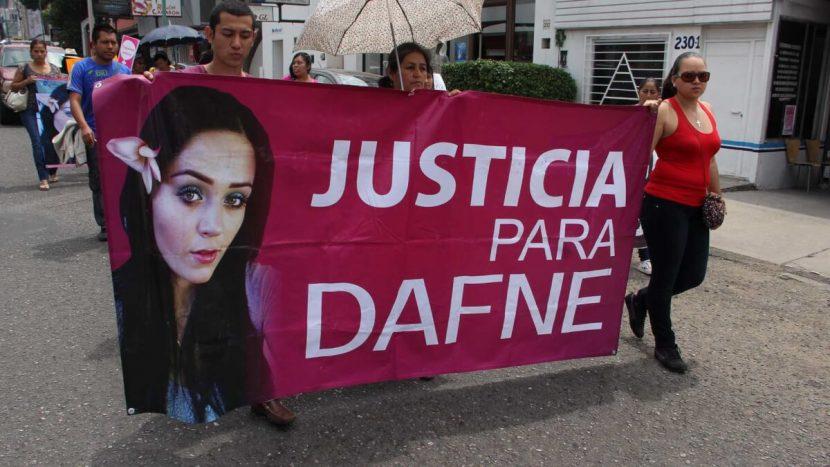 Sentencian a 78 años a feminicida de Dafne