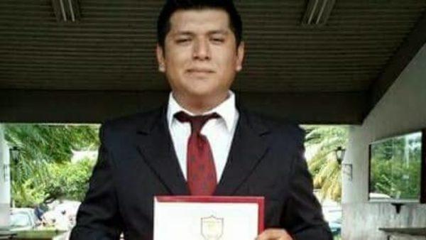 Joven licenciado se quita la vida en Valle Nacional