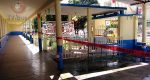 Cerrada escuela en Tuxtepec por daños, a causa de sismos
