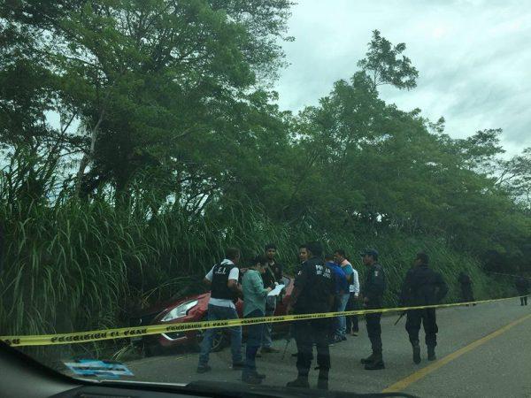 Dos ejecutados en carretera a Palomares