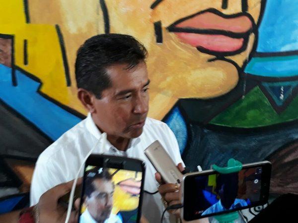 Loma Bonita requiere 60 millones de pesos para su reconstrucción: Nahím Morales Elvira