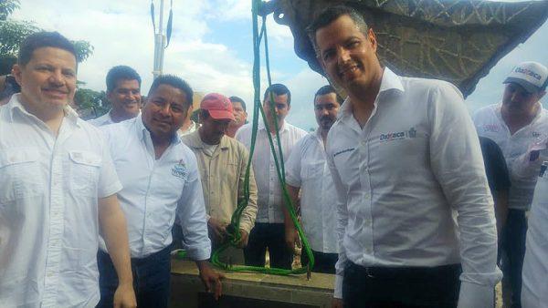Murat realiza gira en la Cuenca, entrega apoyos y da banderazos de obras