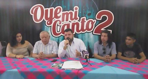 Lanzan convocatoria para segunda temporada de Oye mi Canto